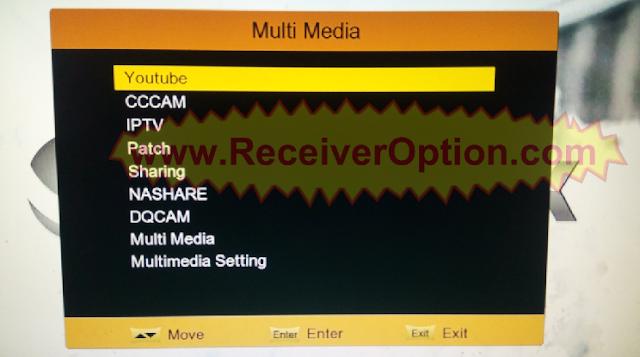 SUPERMAX SM X1 GOLD MINI HD RECEIVER NEW SOFTWARE