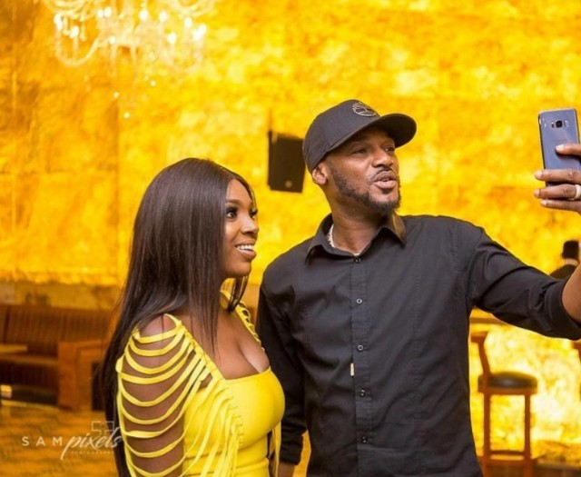 Tubaba Is So Ill, He's Been Receiving Drips & Meds Annie Idibia REVEALS