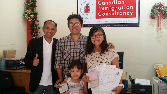 Veralynne Carandang - Canadian Immigration Consultancy