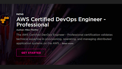 best training courses to pass the AWS Certified DevOps Engineer Professional Exam in 2020 Pluralsight