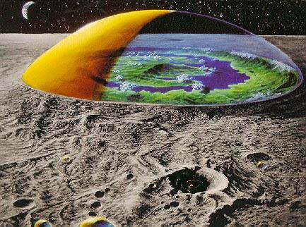 lunar space colony - photo #21