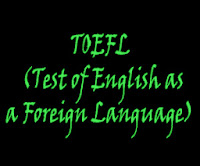 KEGUNAAN DAN MANFAAT SERTIFIKAT TEST dan NILAI TOEFL