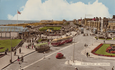 Great Yarmouth circa 1960