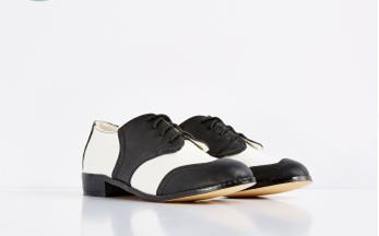 Lindy Bop Vintage Style Ethel Brogue Shoes