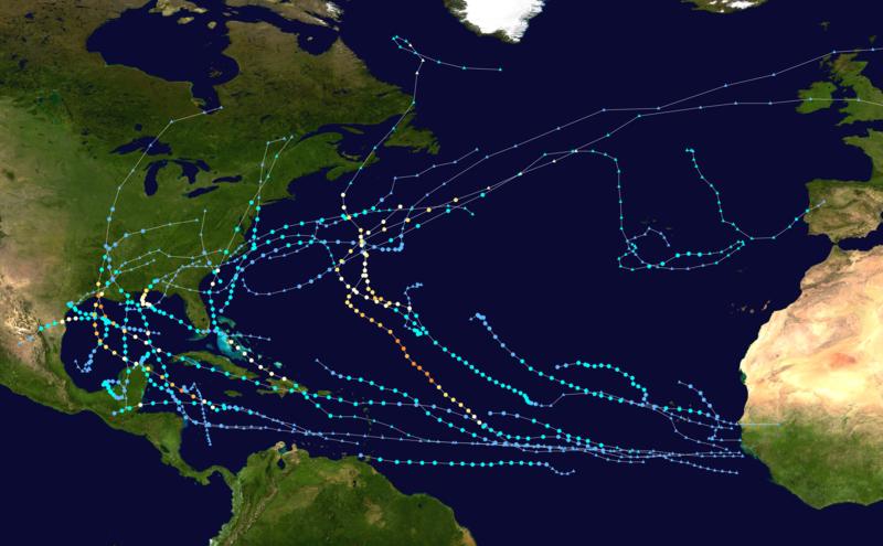 Temporada de huracanes 2020 debe seguir muy activa