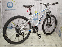 26 Inch Pacific Tranzline 600 24 Speed + Aluminium Alloy Frame Mountain Bike