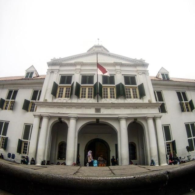 foto museum fatahillah sejarah jakarta