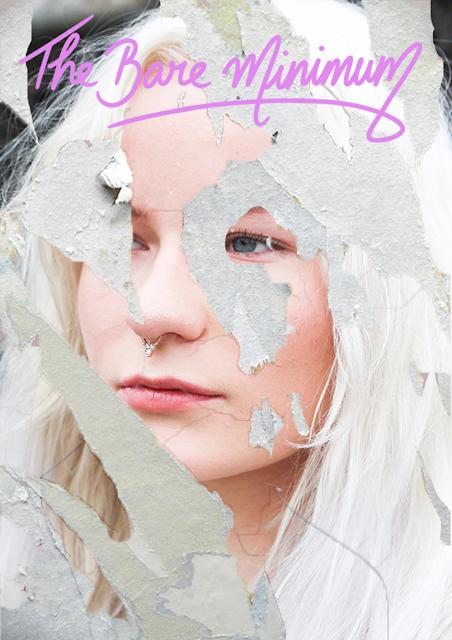 the bare minimum magazine issue 3 elle lilac cover fashion sustainability magazine
