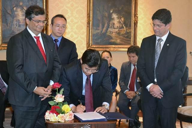 Mensagem anteriorPróxima mensagemExibição completa Chineses reafirmam interesse por investimentos no Maranhão