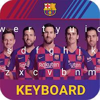 FC Barcelona Official Keyboard Apk free Download for Android