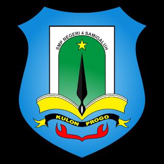Logo SMP 4 Samigaluh