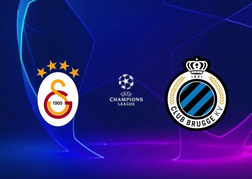 Galatasaray vs Club Brugge -Highlights 26 November 2019