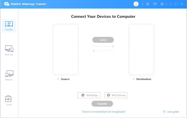 Mobitrix WHATSAPP TRANSFER SOLUTION Latest Version Free Download