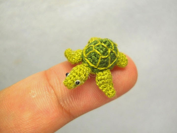 adorable miniature animals Su Ami