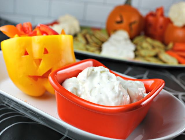 spooky halloween snacks