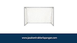 Jual Gawang Futsal Free Jaring Gawang