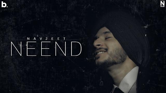 Neend Song Lyrics - Navjeet | Sleepless in Love Lyrics Planet