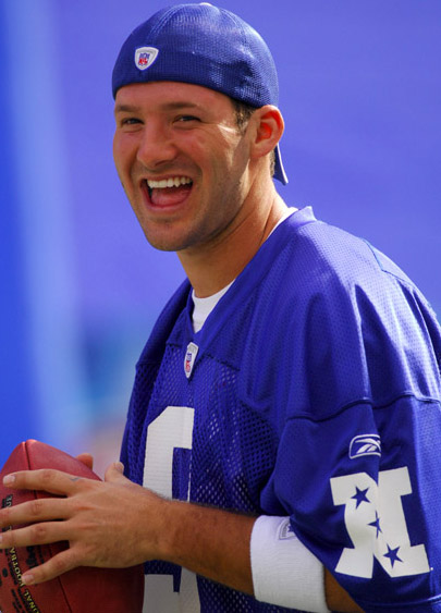 All About: Tony Romo  All About: Tony...