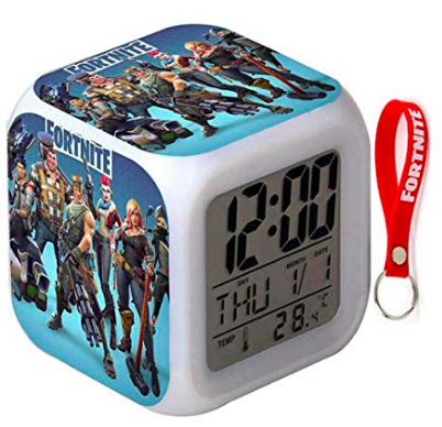 20 Fortnite Christmas Gift Ideas - alarm clock