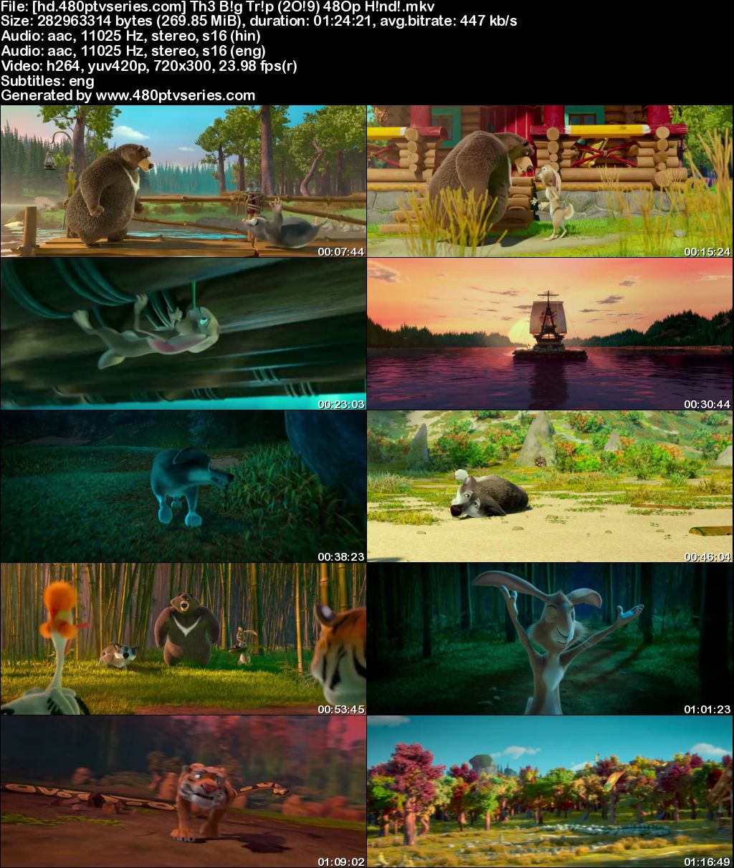 The Big Trip (2019) 250MB Full Hindi Dual Audio Movie Download 480p BRRip Free Watch Online Full Movie Download Worldfree4u 9xmovies