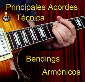 Aprendizaje de Técnica y Acordes de Guitarra