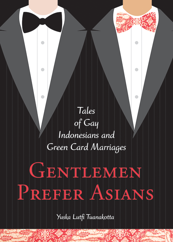Gentlemen Prefer Asians, Yuska's debut nonfiction book is now available!