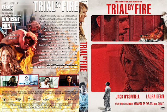 Trial by Fire DVD Cover