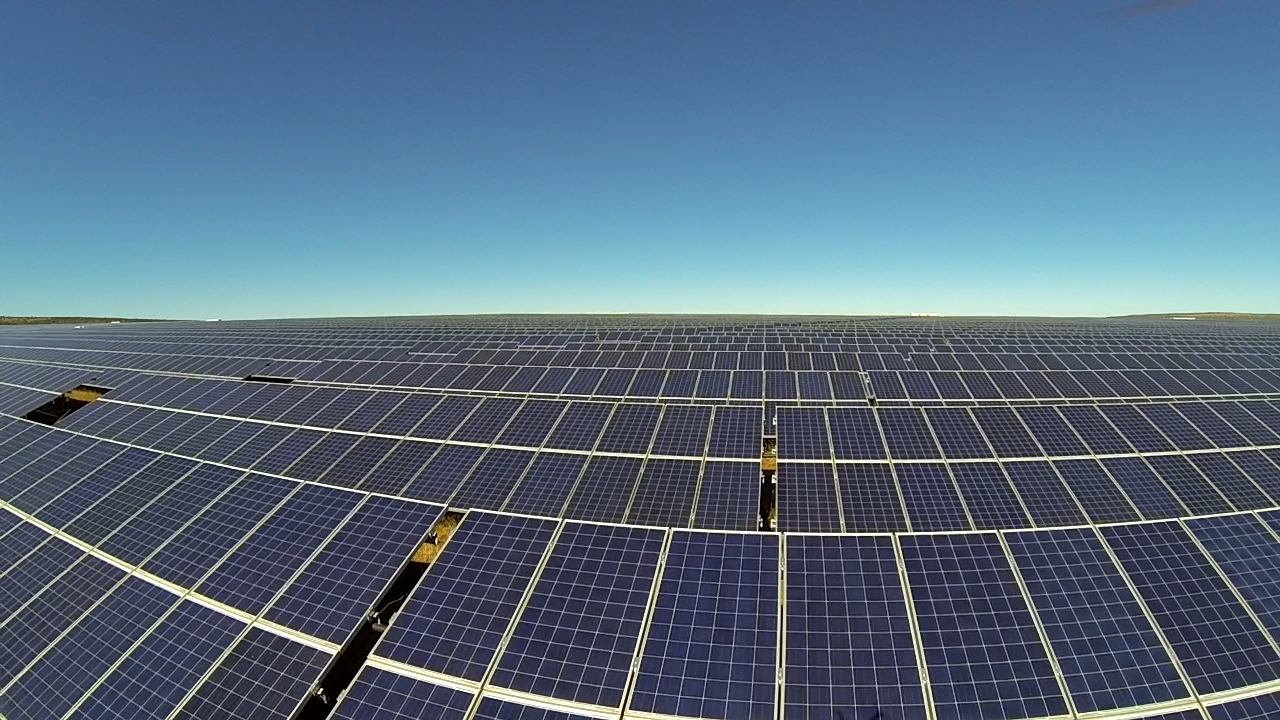 Google Green Blog Africa S Largest Solar Plant Comes Online