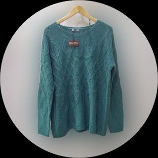 Sweater Rajut Ukuran Besar (Big Size Knitwear) - Toko Hita Nitya Depok