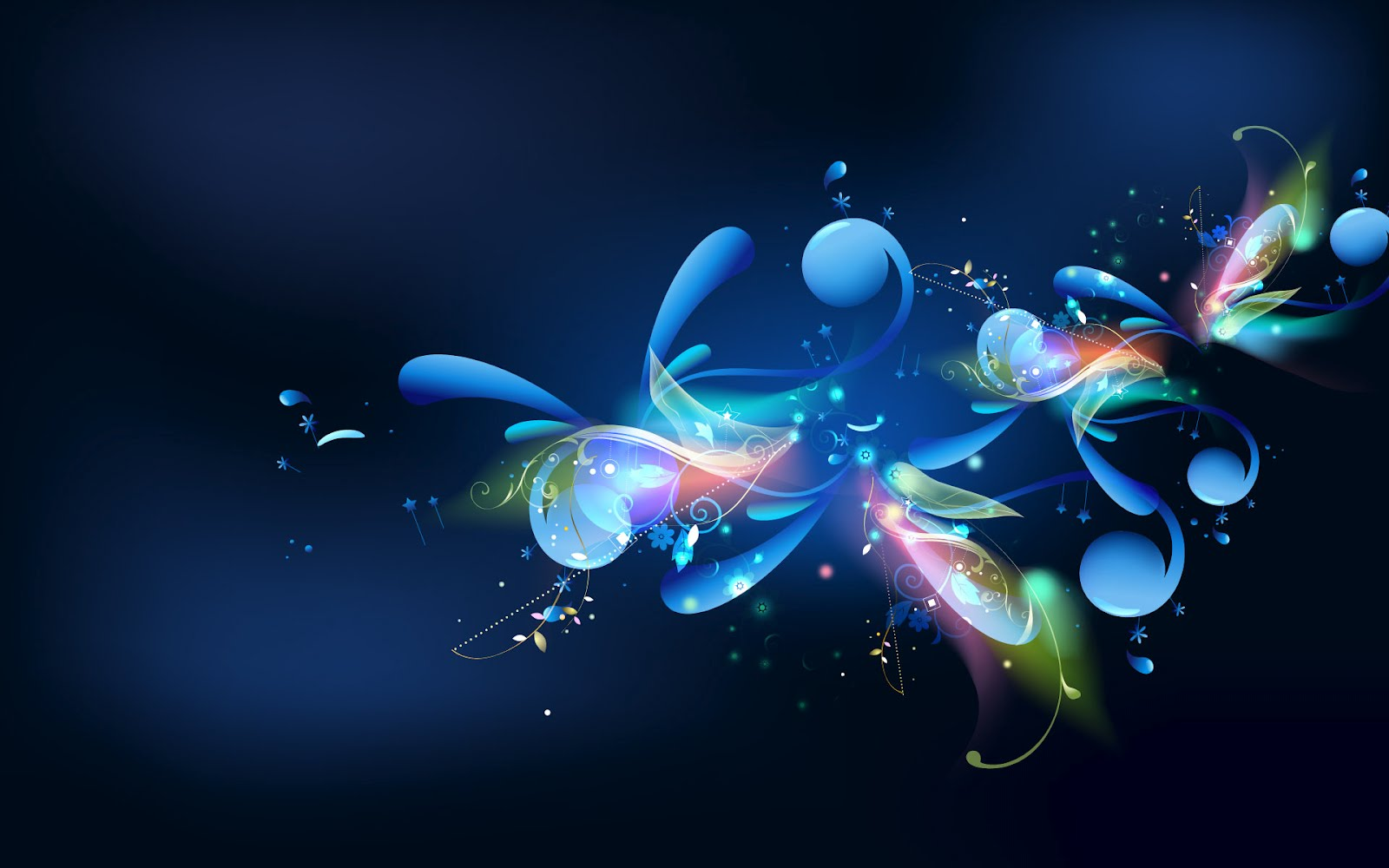 Colorful Abstract Design Background Wallpaper | Colorful ...