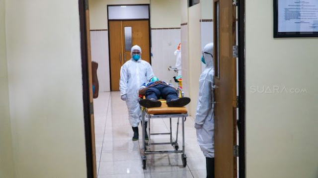 Kondisi Terkini Pasien Diduga Terjangkit Virus Corona di Tegal