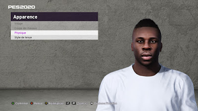 PES 2020 Faces Armel Bella-Kotchap by TiiToo