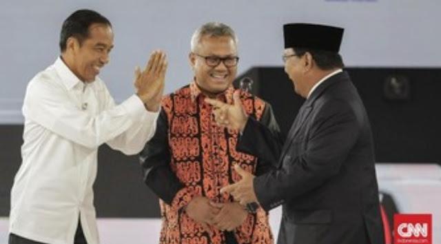 Pertama Kali Usai Pilpres 2019, Jokowi-Prabowo Akan Bertemu Hari Ini
