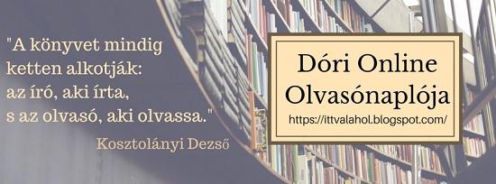 Dóri Online Olvasónaplója blog részletei