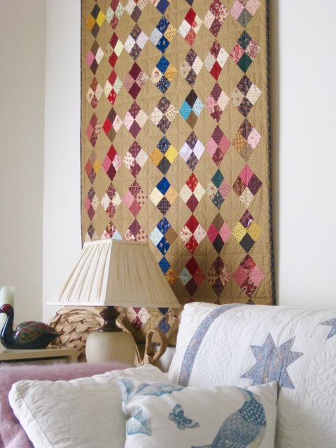 Four Patch quilt