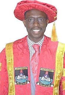 LASU Vice Chancellor Prof_Fagbohun