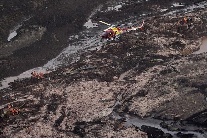 O que se sabe sobre o rompimento da barragem da Vale em Brumadinho (MG)?
