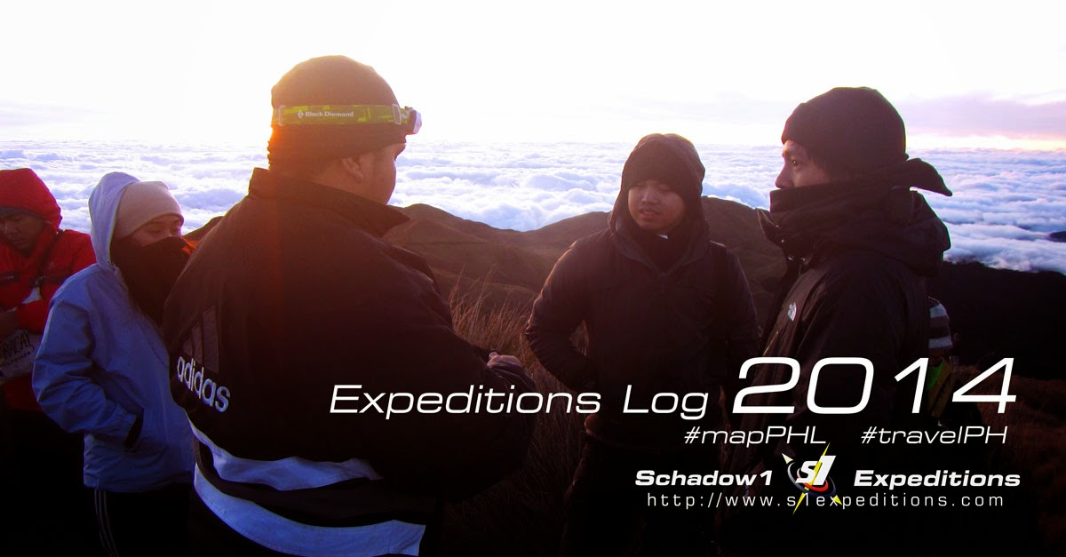 Expeditions Log 2014 - Schadow1 Expeditions