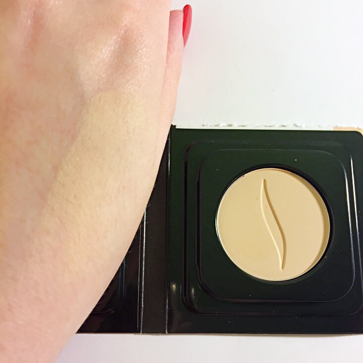 Sephora Matte Perfection Powder Foundation 14 Neutral Linen