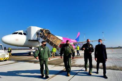 Wizz Air A320 Kecskemet Hungary