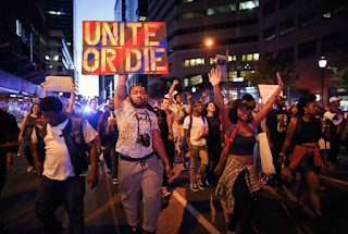 Black Lives Matter Marchers: 'No More Protests, Just Revolution