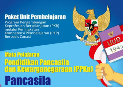 Buku PKP PKn SMP Tahn 2019