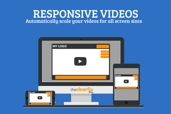 Responsive video iFrame and HTML5 bootstrap video to embed in