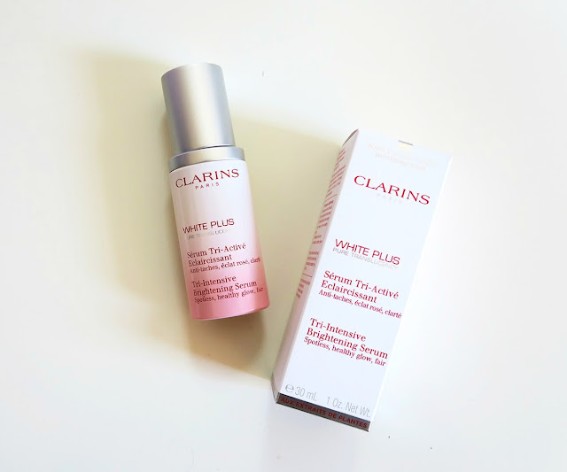 Clarins White Plus Tri-Intensive Brightening Serum, Product Review