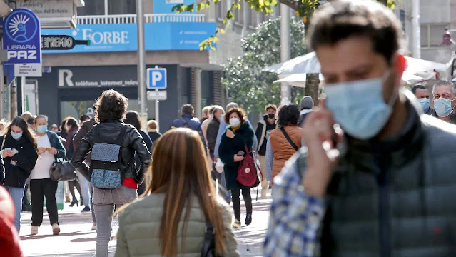 Pontevedra y Poio permanecerán cerrados perimetralmente pero de forma individual