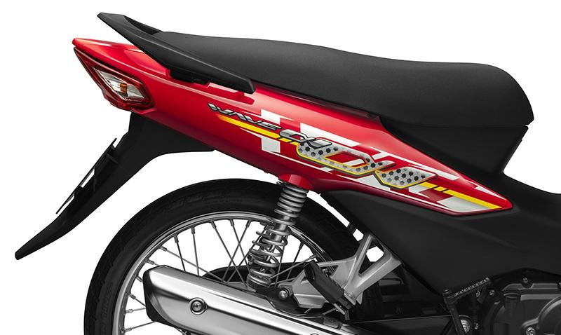 Honda Wave Alpha thêm bản giới hạn, giá 18,39 triệu