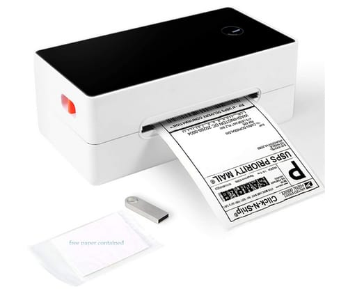 Goknu High Speed Commercial Shipping Label Printer