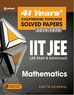 Mathematics 41 Years PDF