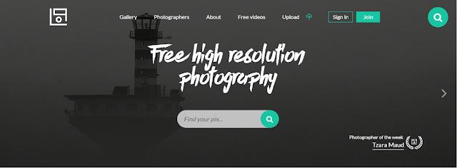 5 Website Unduh Gambar Gratis tanpa Hak cipta