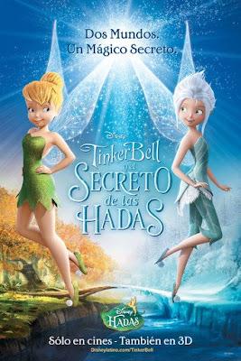 Tinkerbell y el Secreto de las Hadas (2012) | 3gp/Mp4/DVDRip Latino HD Mega